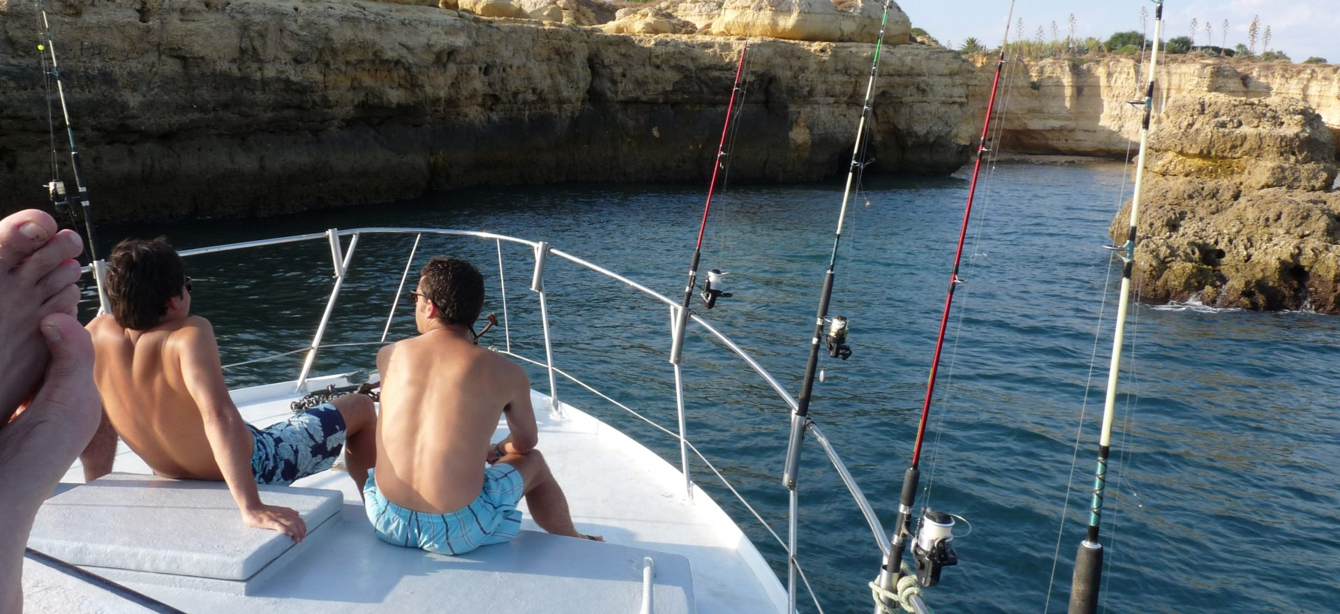 vilamoura fishing fun groups activities