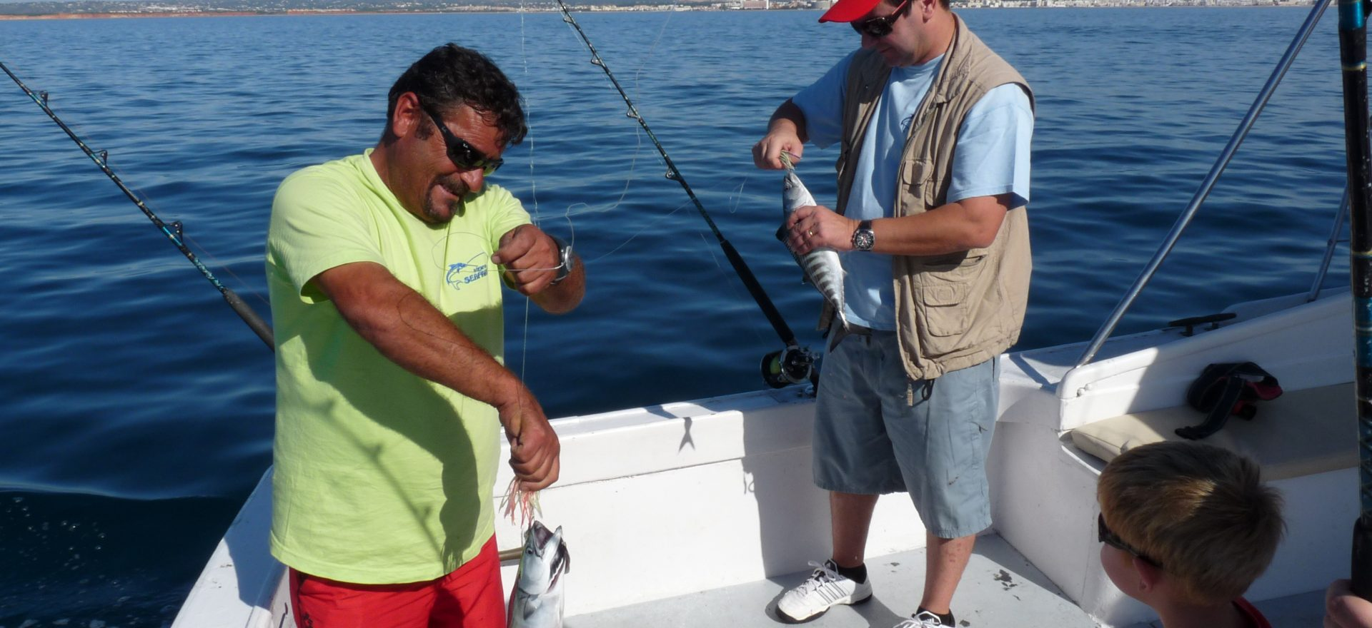 vilamoura shark fishing